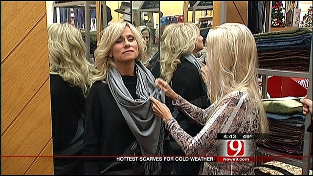 Styling Oklahoma's Own: Hottest Ways To Tie Scarves