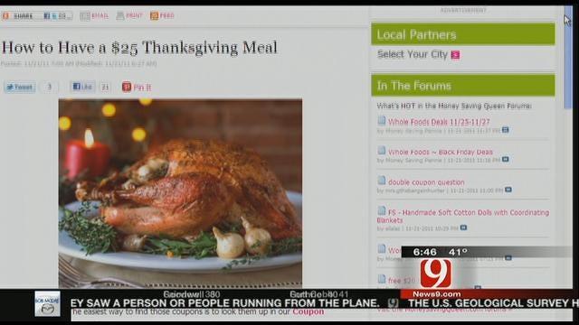 Money Saving Queen: Saving On Thanksgiving