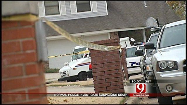 Suspicious Death Under Investigation In Norman