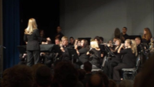 WEB EXTRA: Chandler Band Performance Part I