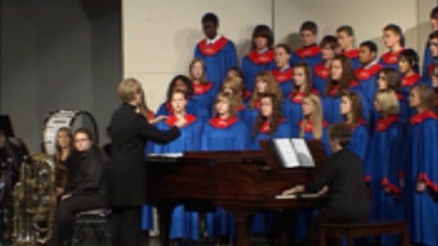 WEB EXTRA: Chandler Choir Performance Part II