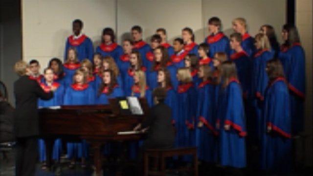 WEB EXTRA: Chandler Choir Performance Part I