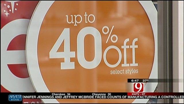 Bargain Hunting At Outlet Shoppes at Oklahoma City