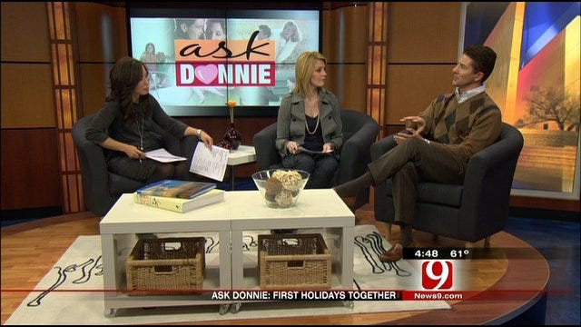 Ask Donnie: Young Couples And Holidays