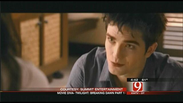 Movie Diva Review: The Twilight Saga: Breaking Dawn - Part 1
