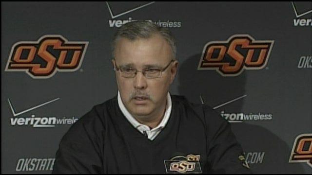 WEB EXTRA: OSU Interim Women's Basketball Coach Jim Littel