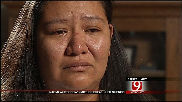 Kayla Whitecrow Speaks About The Death Of Her Daughter