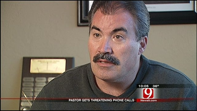 Pastors Speech At City Council Draws Death Threats