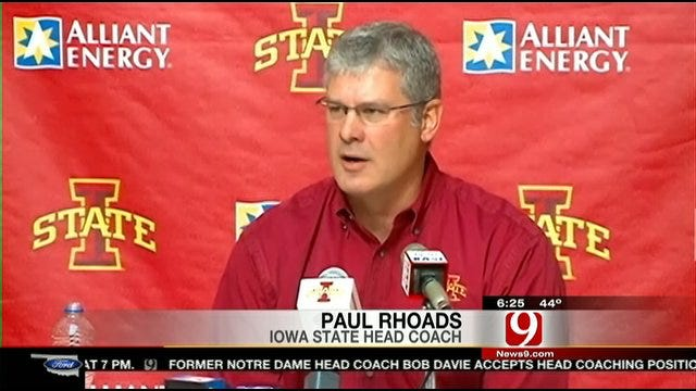 ISU Coach Says OSU Will Have To Make Mistakes