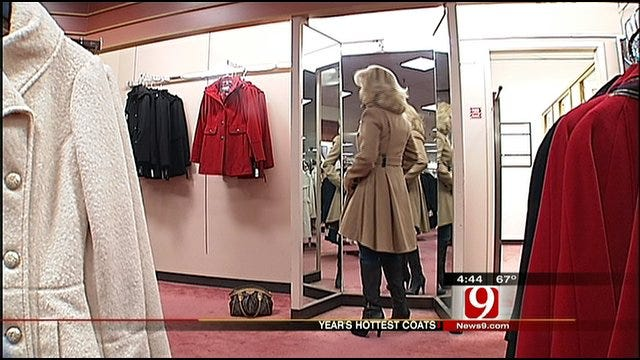 Styling Oklahoma's Own: This Year's Hottest Coats