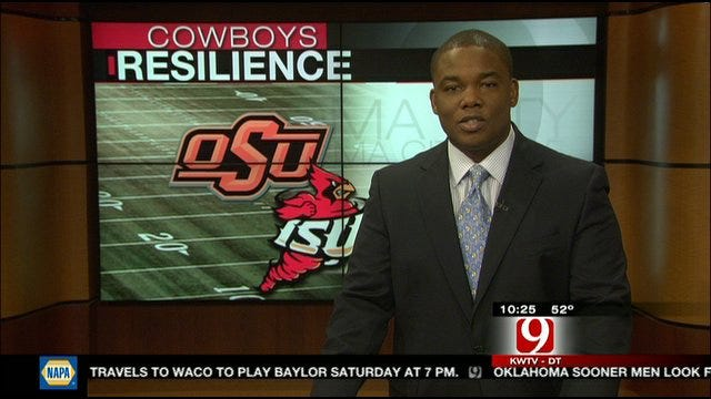 OSU Focusing Attention On Iowa State