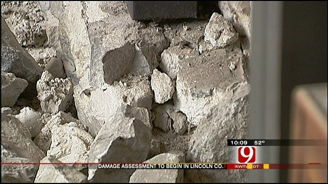 Officials To Tour Lincoln County Earthquake Damage This Week
