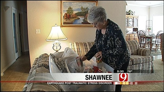 Some Oklahomans Feel Stress Following 5.6 Earthquake