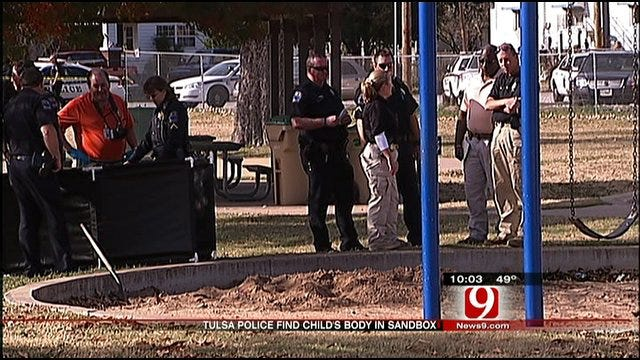 Tulsa Girl Found Dead, Buried In Sand