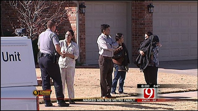 Police Search For OKC Home Invasion Suspects
