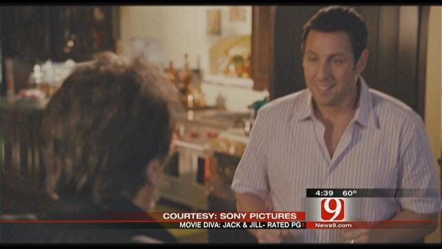 Movie Diva Review: 'Jack And Jill'