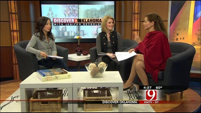 Discover Oklahoma: Making Weekend Plans