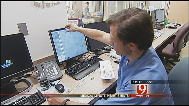 Medical Minute: Improved Heart Stents