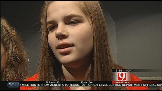 Road Trip Oklahoma: Students In Chandler Celebrate Veterans Day