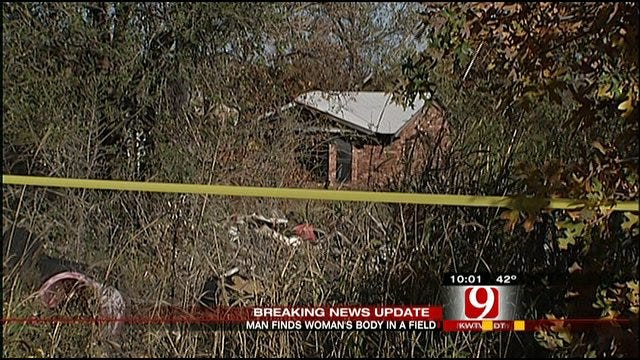 Police Search For Leads About Body Found In NE Oklahoma City