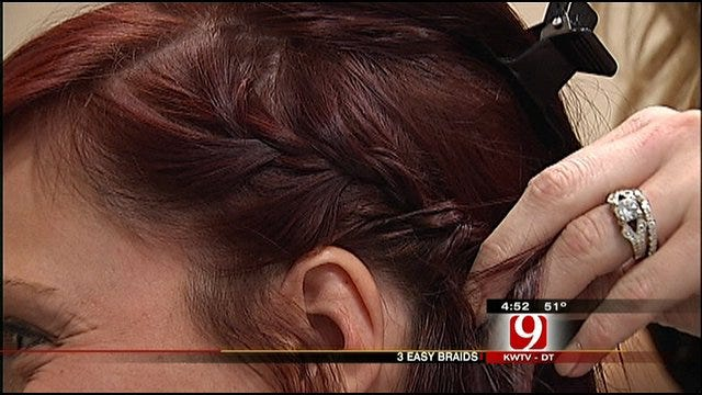 Styling Oklahoma's Own: DIY Braids