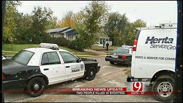 Two People Killed In Triple Shooting In Oklahoma City