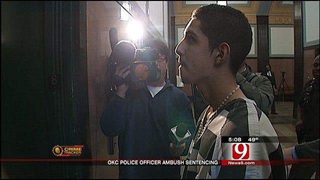 Judge Sentences Teenagers Involved In Ambush Of OKC Officer