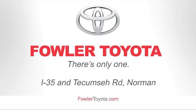 Fowler Toyota: There's Only One