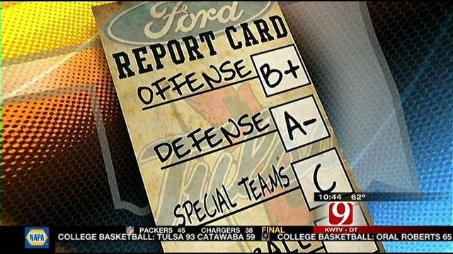 Report Card: Tulsa vs. UCF