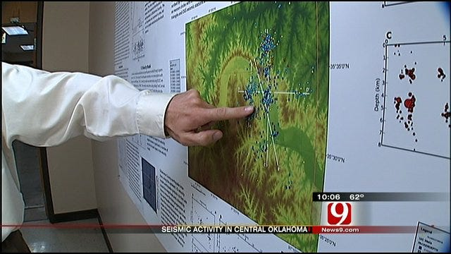 Oklahoma Seismologist: Saturday's Earthquakes Are Naturally Caused