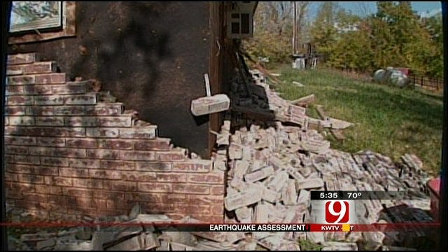 Earthquake Rattles Communities In Lincoln County