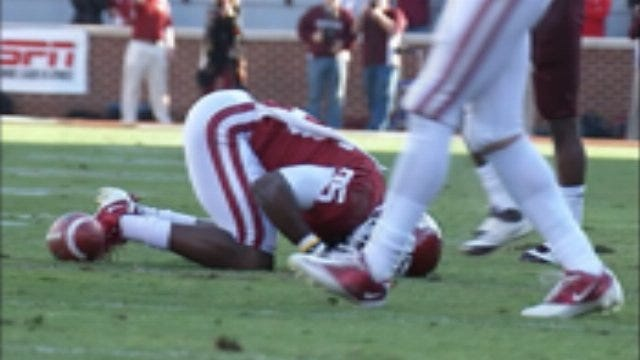 Toby's Take: Sooners Down Two Big Pieces On Offense