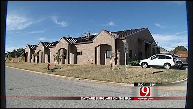 Thieves Steal Car, Purses As Parents Drop Off Kids At OKC Daycares