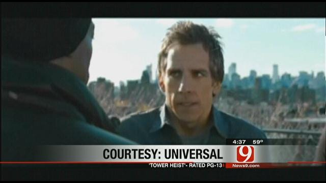 Movie Diva Review: 'Tower Heist'