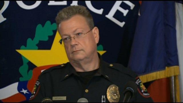 WEB EXTRA: Carrollton Police Arrest Man In OKC Girl's Murder - Part 2