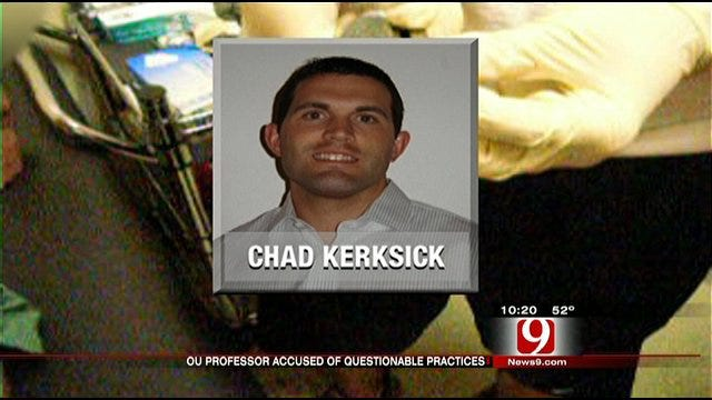 OU Professor Accused Of Questionable Medical Practices On Students