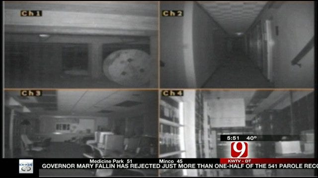 Investigating Possible Paranormal Activity