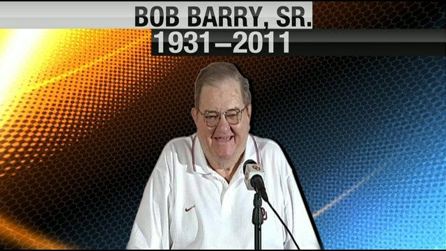 Remembering Bob Barry, Sr.