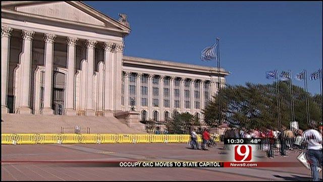 Occupy OKC Moves Toward State Capital