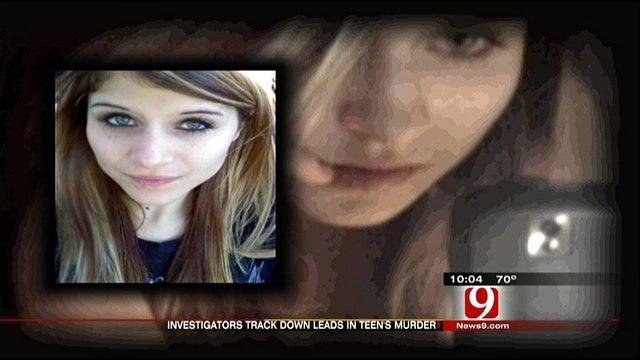 Investigators Following Leads Into Carina Saunders' Murder