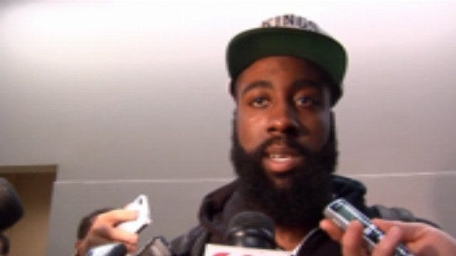 James Harden Postgame Interview