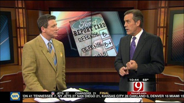 Oklahoma State Report Card: Missouri Tigers