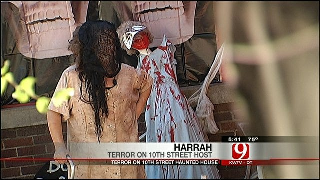 Terror On 10th Street: A Ghostly Adventure In OKC