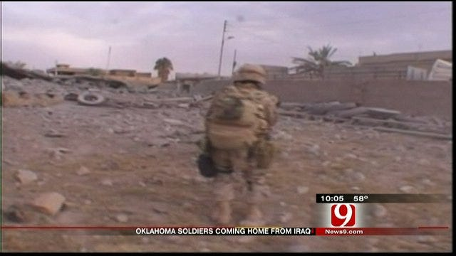 Despite Iraqi Pullout, Troops May Not Be Coming Home