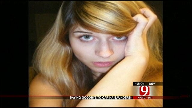 Family, Friends Gather For Funeral Of Woman Found In Duffel Bag