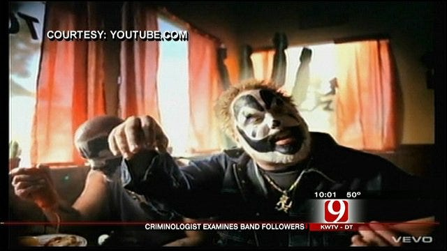 'Juggalo' Culture And Saunders Murder May Be Connected