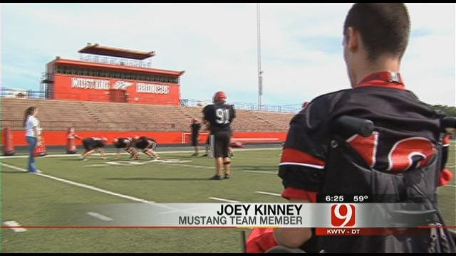 Mustang Player's Impact Felt Throughout Team