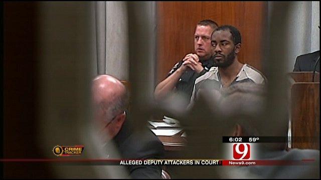 Suspect Fingers Partner In Deputy's Shooting