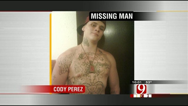 Missing OKC Man Possibly Connected To Teen Found Dead In Duffel Bag