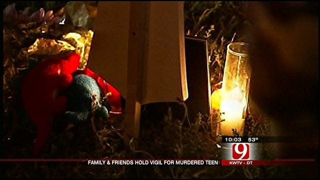 Candlelight Vigil Held For Bethany Girl Killed, Found In Bag